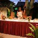 Mel, at the Table