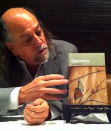 Samurai Sushi Book Signing